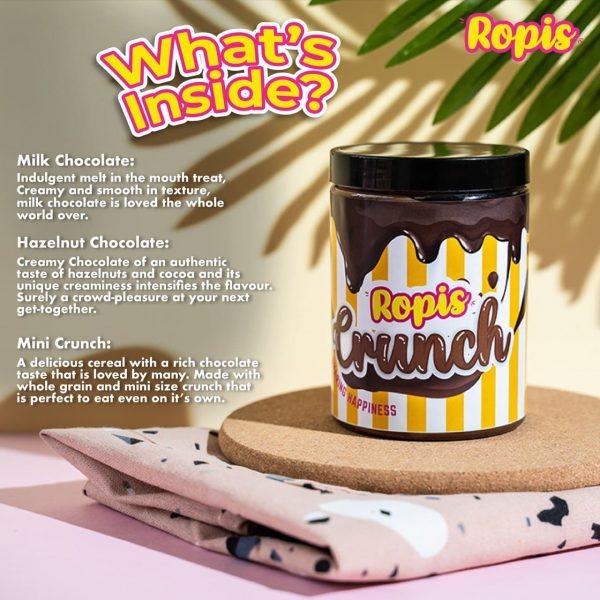 Ropis Crunch (Hazelnut)