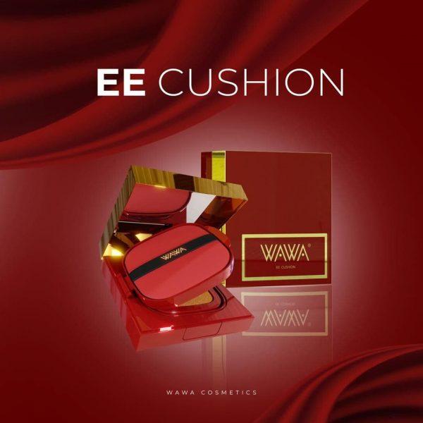 Wawa EE Cushion Red (Natural)